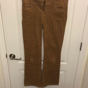 Tommy Hilfiger corduroy Brown pants size 6R